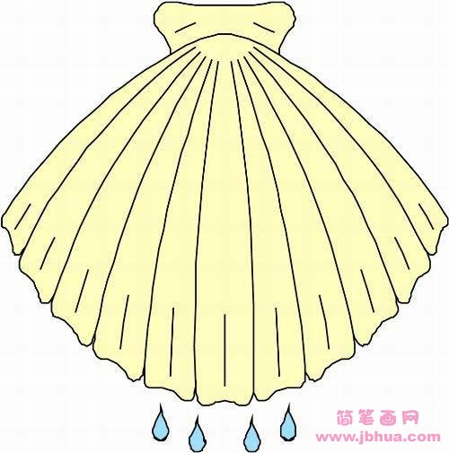baptism shell coloring pages - photo#24